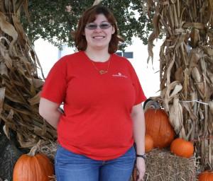 Mayra Weisenburg, November Volunteer of the Month
