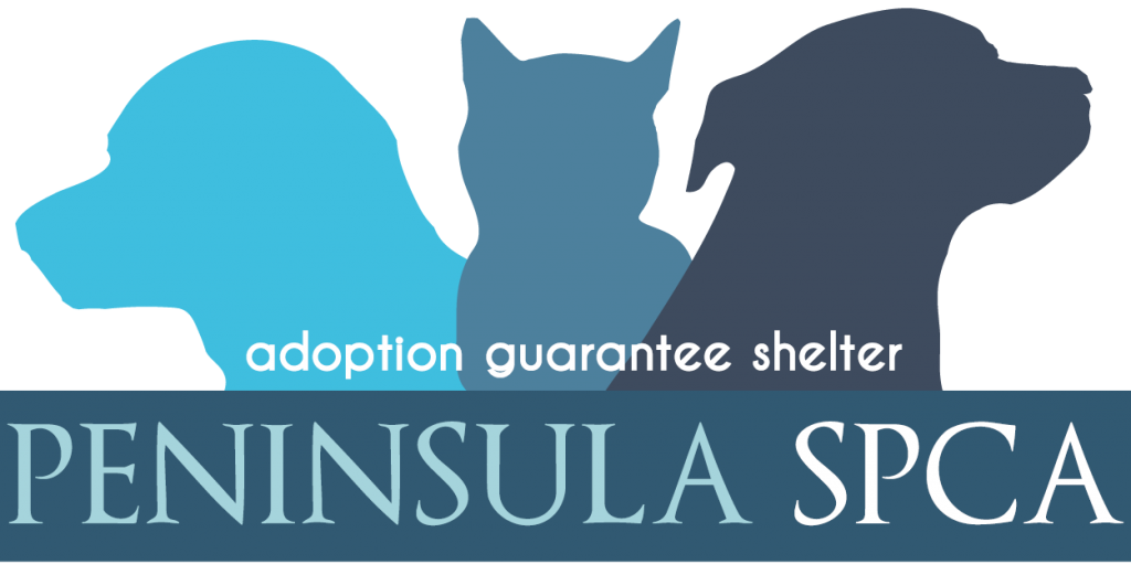 new SPCA adoption guarantee logo