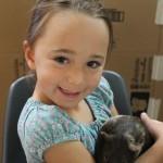 Camp Elyse with Teddy